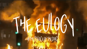 Poet in The Kennel: The Eulogy