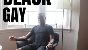 TRIPLE THREAT – BLACK, GAY & DISABLED Interview with Sonny Nwachukwu