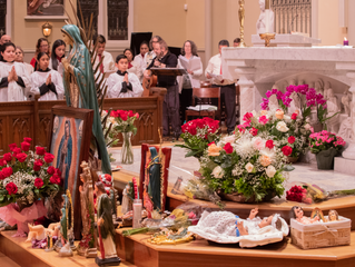 2019 Our Lady of Guadalupe: Novena and Celebration