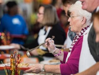 29th Annual Thanksgiving Dinner