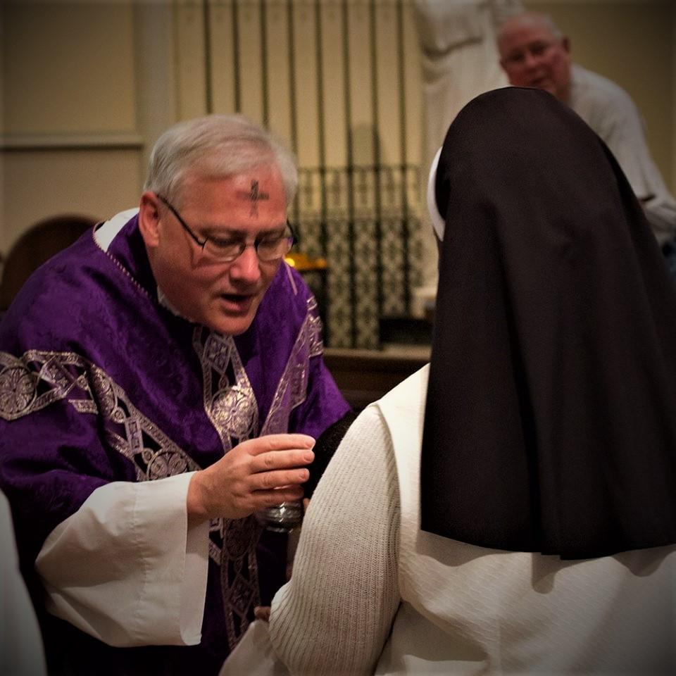 Fr. Linsky on Ash Wednesday