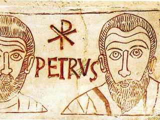Friday, June 28 at 6 PM: Vigil Mass for The Solemnity of Saints Peter and Paul, Apostles