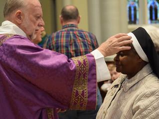 2020 Ash Wednesday Mass Times