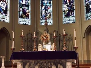 2020 Lenten Devotions at Saint Peter's