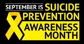 Respect Life: September is Suicide Prevention Month