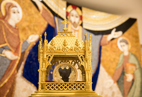 The incorruptible heart of St. John Vianney