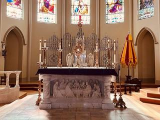 2021 Devociones de Cuaresma en Saint Peter