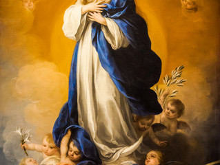 2019 Solemnity of the Immaculate Conception of the Blessed Virgin Mary