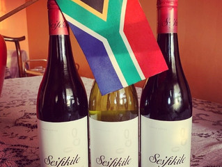 South African Wine Class