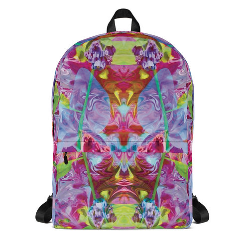 Flower Scope Backpack