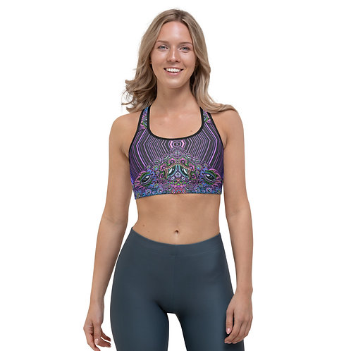 Spirit of the Totem Sports bra