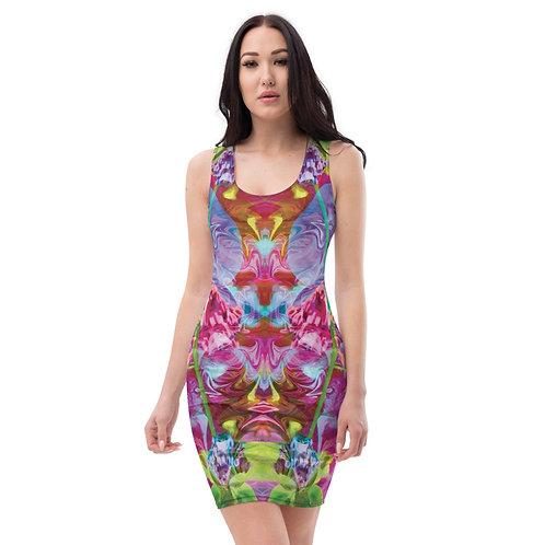 Flower Scope Dress