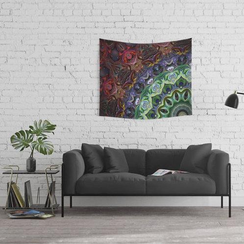 Kaleidoscope #1 Wall Tapestry