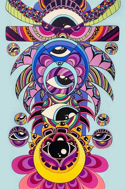 Soul Vision Canvas Print