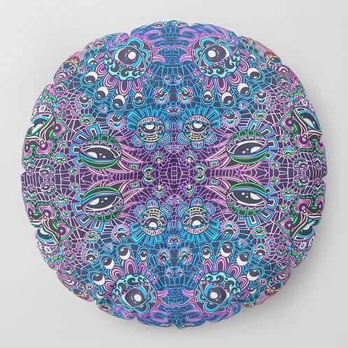 Soul Eyes Floor Pillow