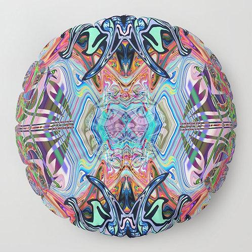 Water Totem Floor Pillow