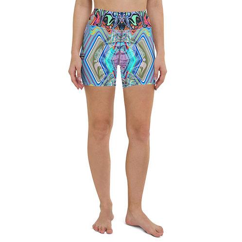 Water Totem Biker Short