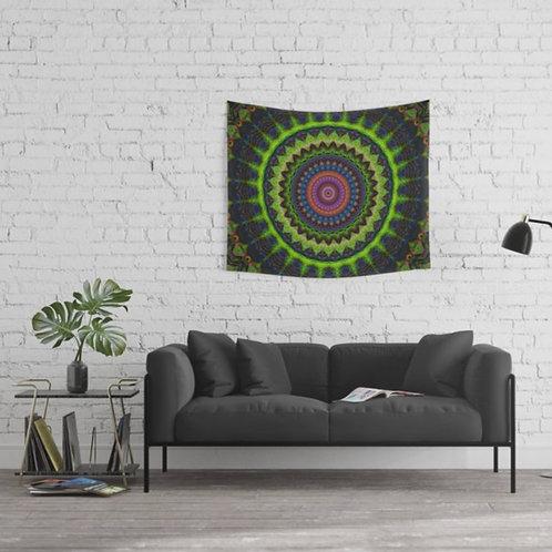 Kaleidoscope #2 Wall Tapestry