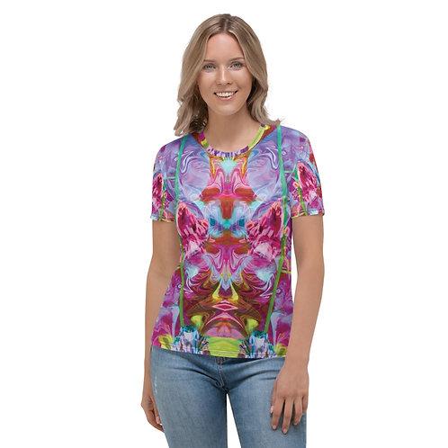 Flower Scope Women's T-Shirt