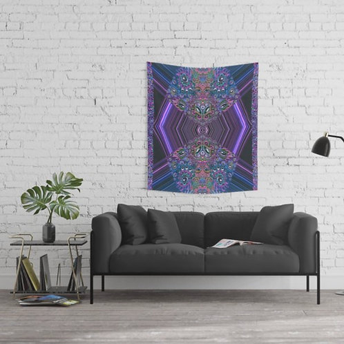 Spirit of the Totem Wall Tapestry