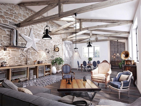 Want your living room in the rustic and decent form;select your design for a new modern living room