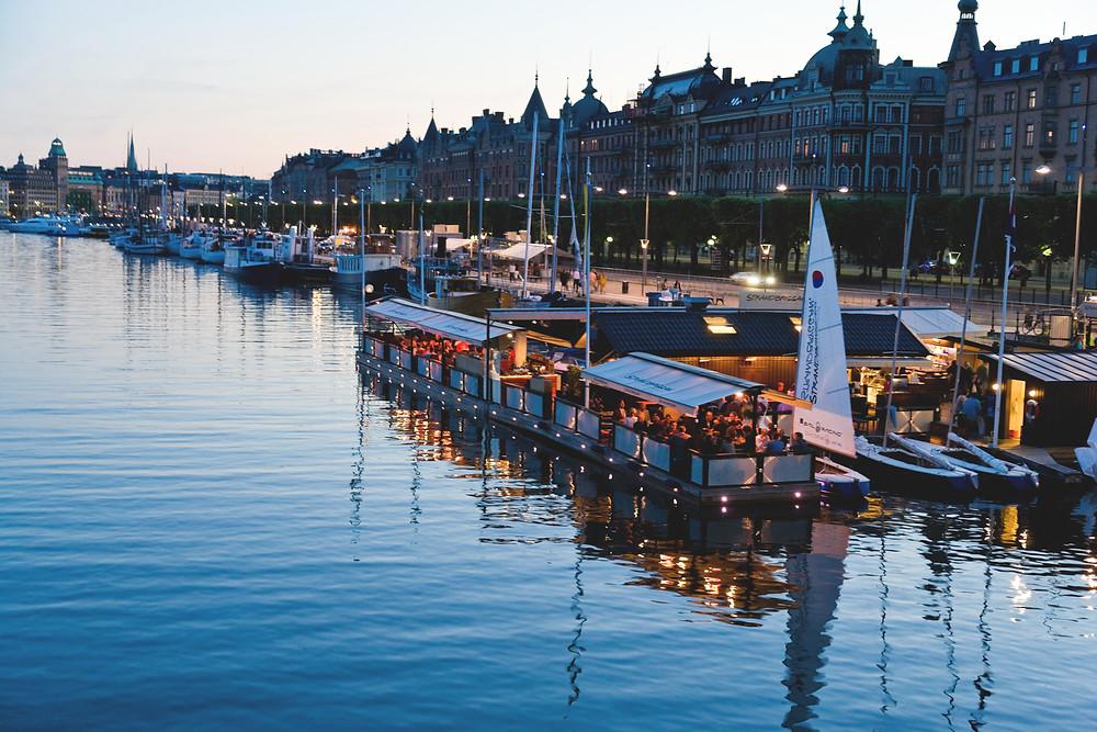 İsveç Firma Satın Alma