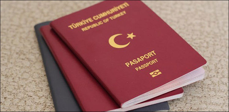 Acquisition of Turkish Citizenship.