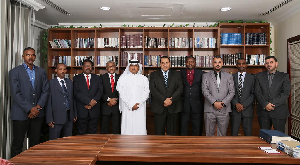Qatari-Turkish Legal Cooperation