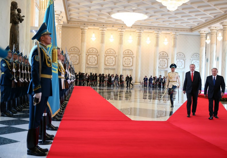 Турецко-казахская юридическая фирма