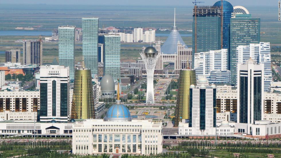Казахстанская юридическая фирма