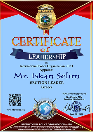 IPO Leadership Cert Iskan Selim.png
