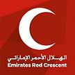 Emirates red cresent