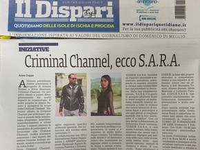 Il Dispari, Italian newspaper publish the work of our members of IPO Section Italy