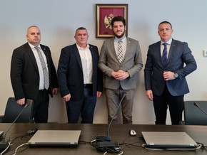 Working visit of IPO Montenegro to the Government of Montenegro