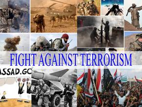 FIGHT AGAINST TERRORISM