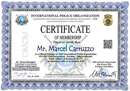 IPO Membership Cert. Carruzzo.png