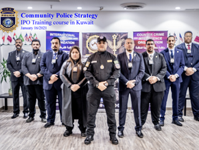 IPO training Activity in Kuwait