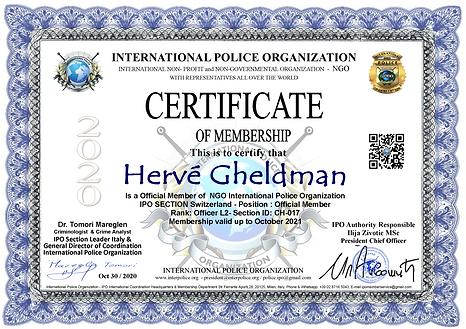 IPO Membership Cert. Hervé Gheldman.png