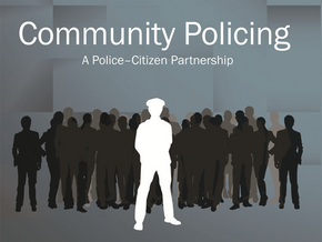 Community policing citizen partnership
