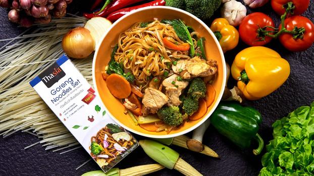 Goareng Nodles Set Foods prob and produc
