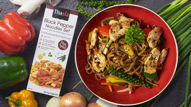 Black Pepper Nodleset foods prob and pac