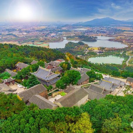 สุดยอดที่เที่ยวในเมืองจีน 昆山 (คุนซาน)