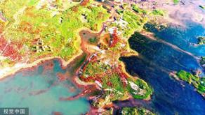 ภาพถ่ายมุมสูงจาก Xianju National Park