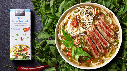 Pho Noodles Set only foods prob and prod