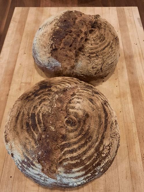 Light Wheat Boule