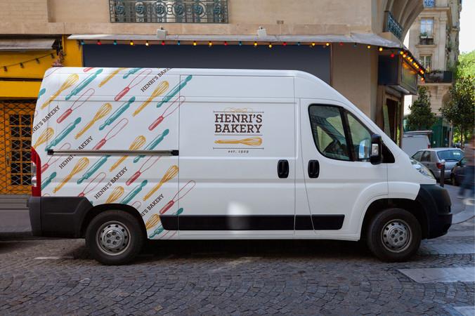 Henris Bakery Van.jpg