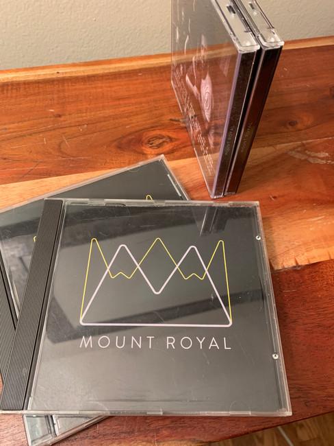 Mount Royal CDs.JPG