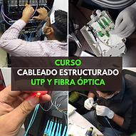 CURSO CABLEADO ESTRUCTURADO UTP Y FIBRA