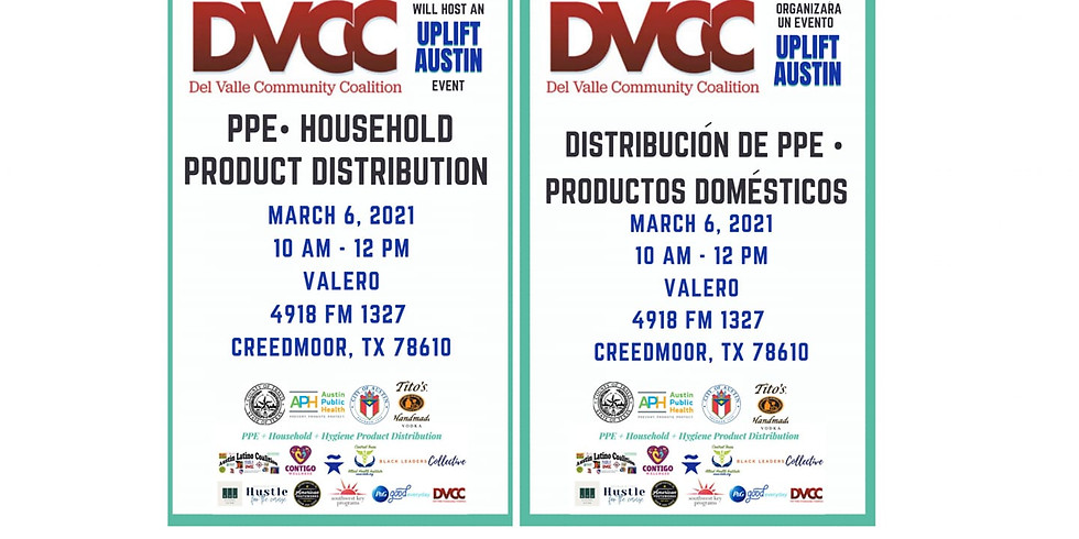 PPE Distribution