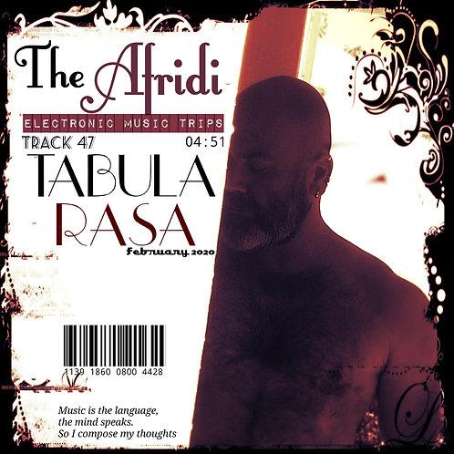 TABULA RASA -The Afridi mp3 Single Track